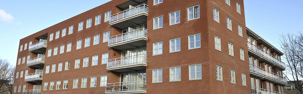 Planeet - Eenhornstraat IJmuiden - 47 Senioren appartementen en ondergrondse stalling garage