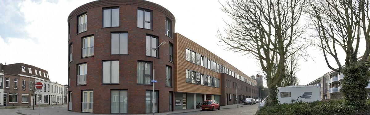 Galgenweg Beverwijk - eengezinswoningen en appartementen